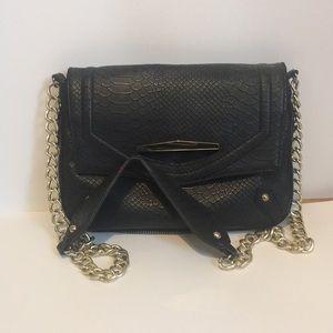 Danielle Nicole Black Small Sidebag